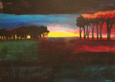 bomen-aan-de-horizon